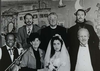 My Low-Fat, Almost Italian Wedding
